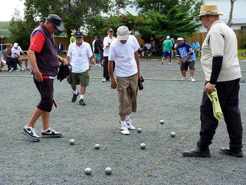 Auckland Petanque Championships 2011