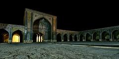Shiraz - vakil mosque 2 (Craig !) Tags: night iran mosque shiraz hdr vakilmosque