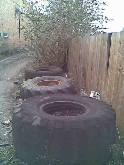 massive tyres