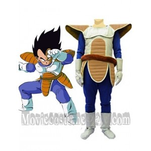 Dragon Ball Vegeta Cosplay Costume | Flickr - Photo Sharing!