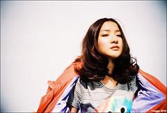 album cover shooting - Pixie Tea *7 (Twiggy Tu) Tags: china portrait film lomo lca beijing singer 2010  twiggyphoto  pixietea albumcovershooting