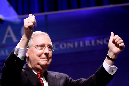 From flickr.com: Mitch McConnell {MID-141843}