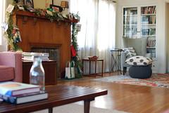 4pm (jslander) Tags: home apartment pillows livingroom condo pouf