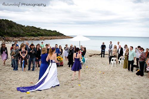 Rebecca & Loren - Meelup Beach Ceremony