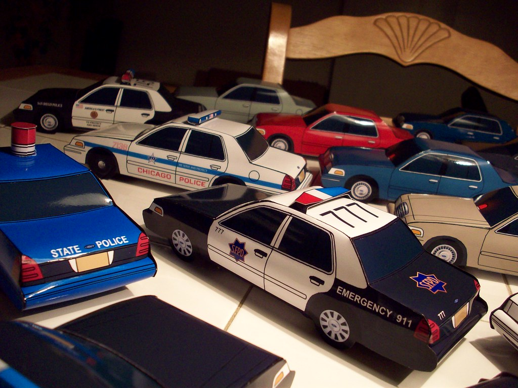 Dangers of undercover police cars essay