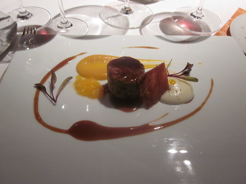 El Celler de Can Roca - Girona - February 2011 - Lamb with Sweet Potato and Tangerine