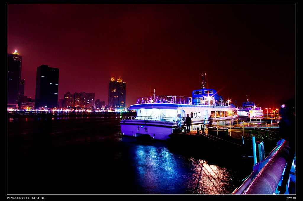 Travel:Kaohsiung-強運的2011元宵煙火(K-x + DA14mm)