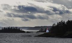 Savoring a Bad Mood, Gulf Islands, Canada (Northern Straits Photo) Tags: winter light lighthouse canada cold water vancouver bc gray vancouverisland tsawwassen bcferries salishsea northernstraitsphotography