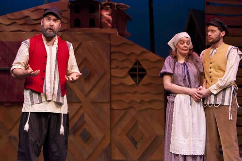 Tevye comes to terms with his daughter's faith in true love