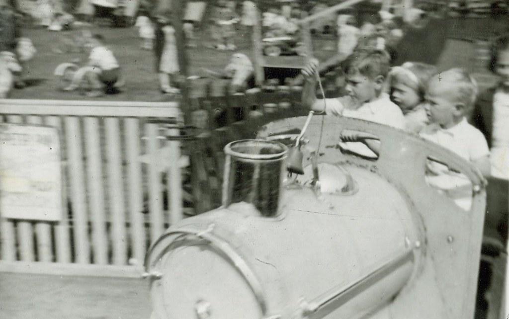 Douglas and Roderick McCreath 1952