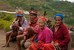 Banaue, Philippines - Ifugao hilltribes (GlobeTrotter 2000) Tags: portrait people mountain asia village rice folk philippines terraces tribes banaue ifugao luzon hilltribes bataad