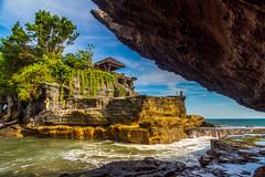 Tanah Lot Temple (Elespics) Tags: bali indonesia temple tanahlot