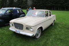 1960 Studebaker Lark sedan (JarvisEye) Tags: 1960 studebaker lark 4door sedan car auto automobile antique show portelgin canada newbrunswick