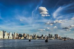Downtown Manhattan (jomak14) Tags: june2017 newyork iphone6plus hudsonriver downtownmanhattan urbanlandscape skyline
