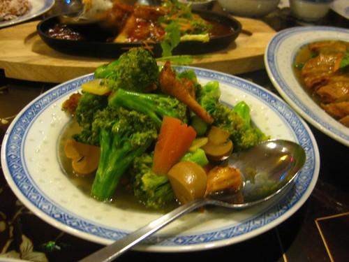 Chinese vegetarian