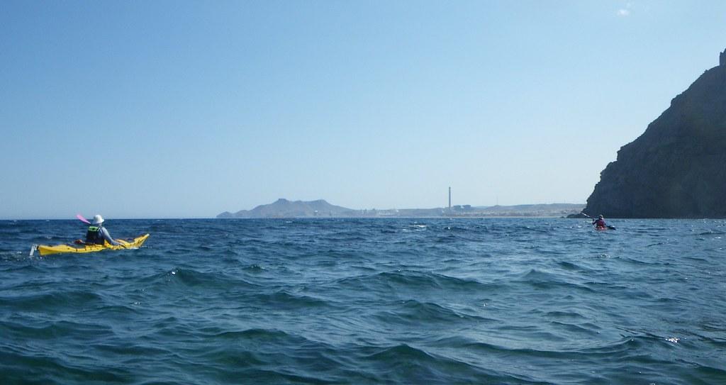Cabo de Gata en kayak 052