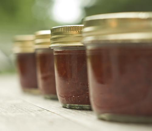 Tart Cherry Jam