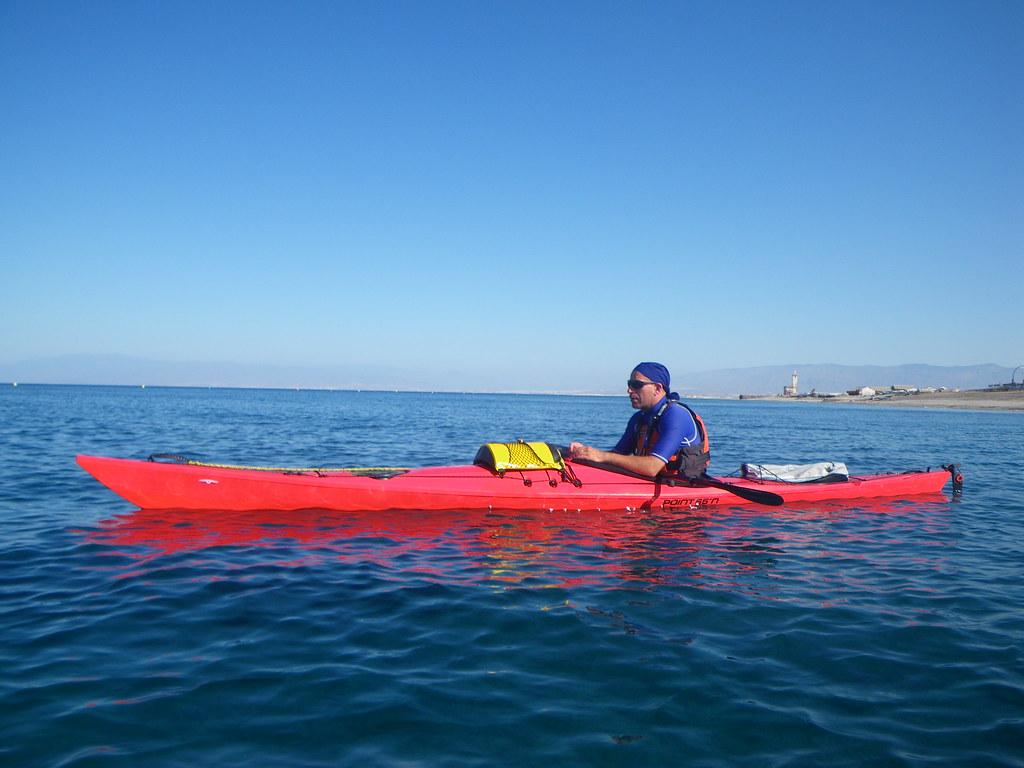Cabo de Gata en kayak 542