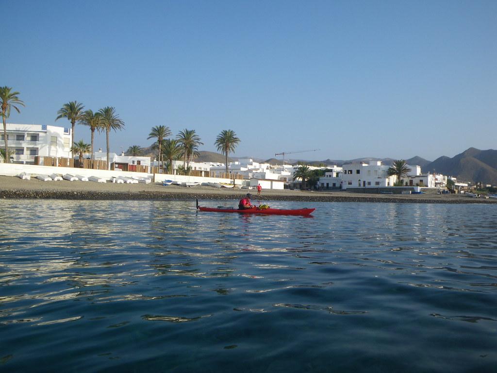 Cabo de Gata en kayak 278