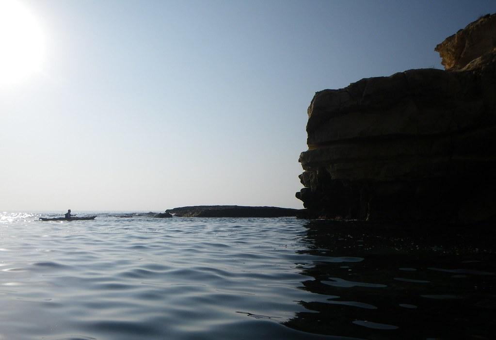 Cabo de Gata en kayak 308