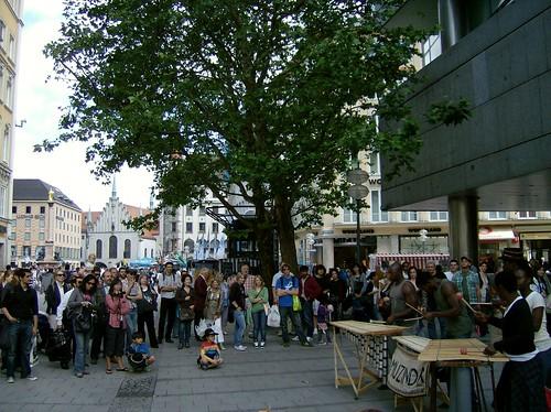 Calles de Munich Foto 3