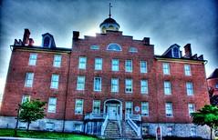 Schmucker Hall- Gettysburg Lutheran Theological Seminary (JWWizzard) Tags: sensational