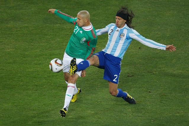 Mundial Sudáfrica Argentina México Adolfo Bautista