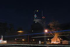 CSX_Deshler-OH_ApproachSlow_062710-2 (C Telles) Tags: ohio night toledo bo signal cpl csx subdivision deshler