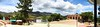 Etla (ניקולס) Tags: city blue sky azul square mexico town peace foto angle pano wide panoramic panoramica oaxaca puebla municipal zocalo panaramic pana palacio etla panoramico panaramica villadeetla