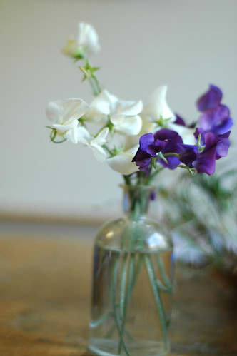 Weekending: Sweet Peas
