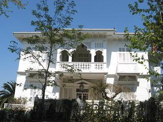 House, Büyükada, Princes' Islands, Istanbul, Turkey