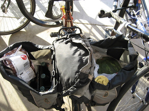 In my Panniers