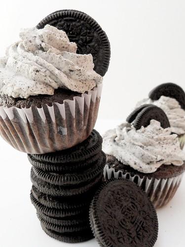 Kaceys Kitchen - Oreo Cupcakes 1