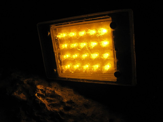 Mammoth Caves LED light