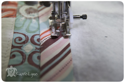 Tip #9 Sewing on Binding