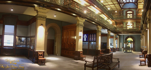 mortlock wing panorama