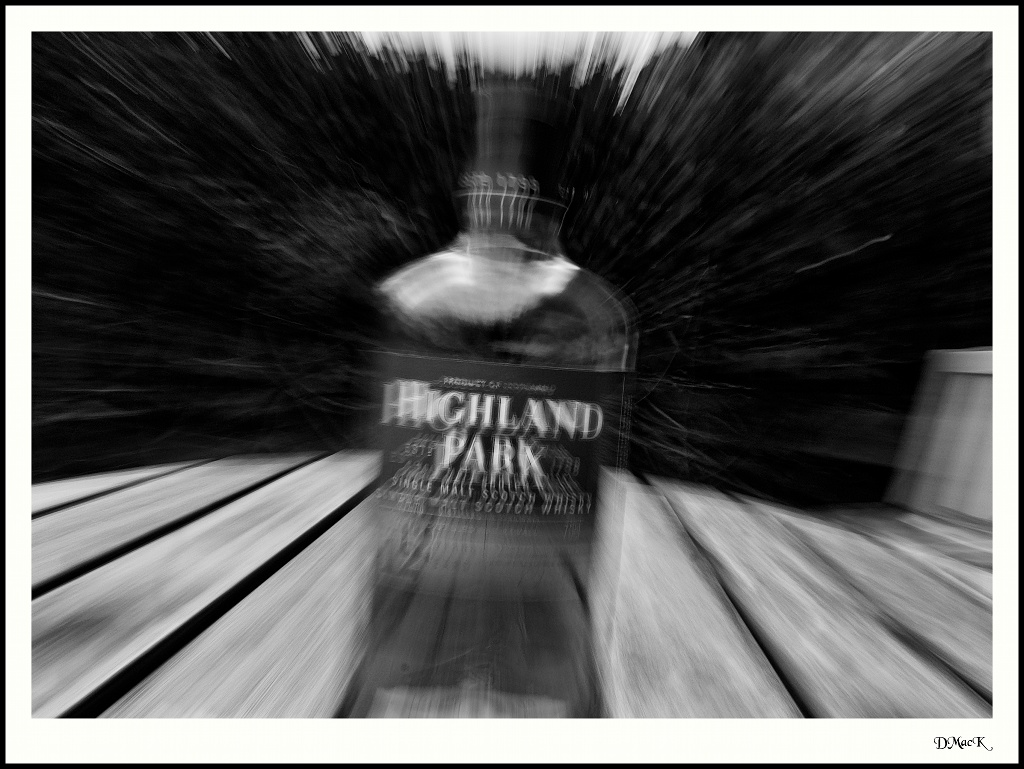 Themed Photo Challenge #6 - It's all a blur