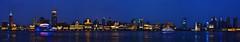 DSC_5800 (mingzkl) Tags: city blue panoramic pavilion nightscene 上海 pudong urbanlife puxi 伞 supershot nikkor28mmf28ais 世博 世博轴 2010shanghaiworldexpo