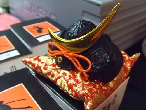 黒澤明 生誕100年祭 甲冑展 画像5
