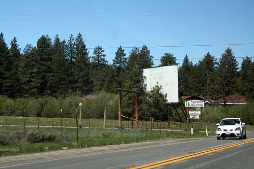 Big Bear Lake - Old Lake Drive-In