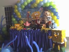 BOB ESPONJA (ZANA FESTAS INFANTIS) Tags: bob esponja