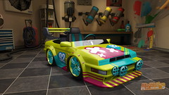 ModNation Racers for PS3 -- RAVE GET