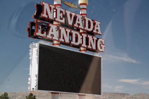 Nevada Landing, As It Is