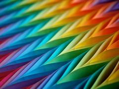(photo ephemera) Tags: shadow abstract color detail home paper daylight rainbow pattern bright vivid rhythm bold fanfold photoephemera 1090512 g20100713