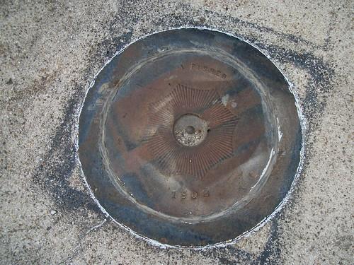 1908 Manhole