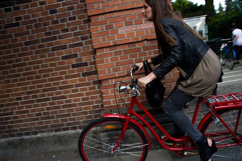 Bike Parade - Non-Participant 04