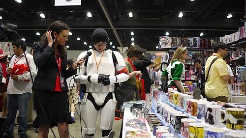 Anime Expo Exhibit Halls