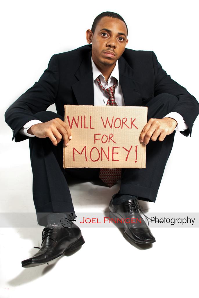 Unemployed...