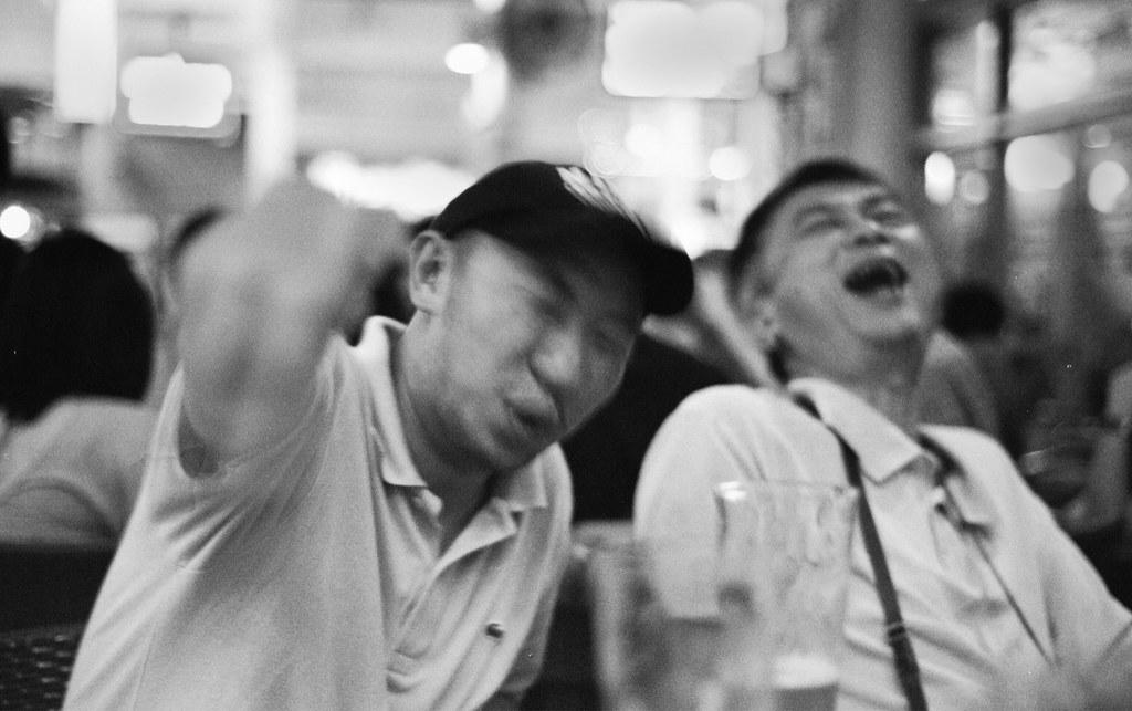 Happy Men