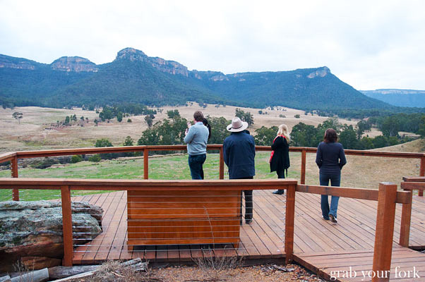 wolgan valley lookout platform
